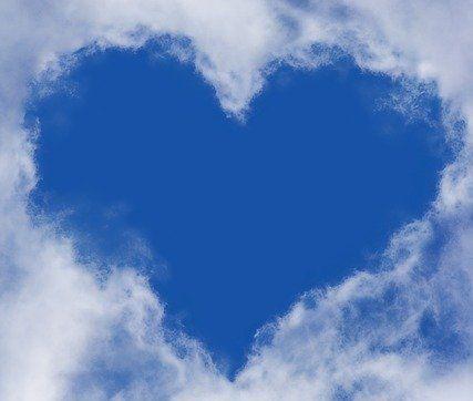 Srdce na nebi